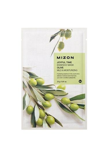 Mizon Mizon Joyful Time Essence Mask Olive Zeytin Maskesi Renksiz